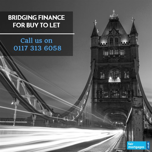 Bridging Loan For Buy To Let