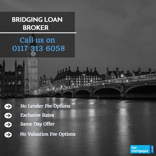 Large Bridging Loans Broker