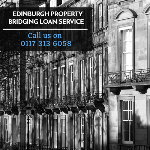 Edinburgh Bridging Loan