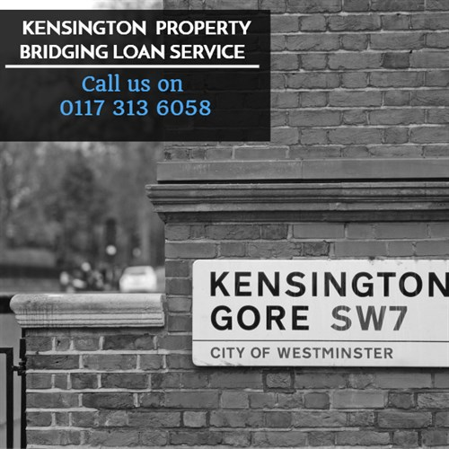 Kensington Bridging Loan