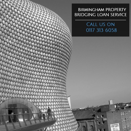 Bridging Loan In Birmingham