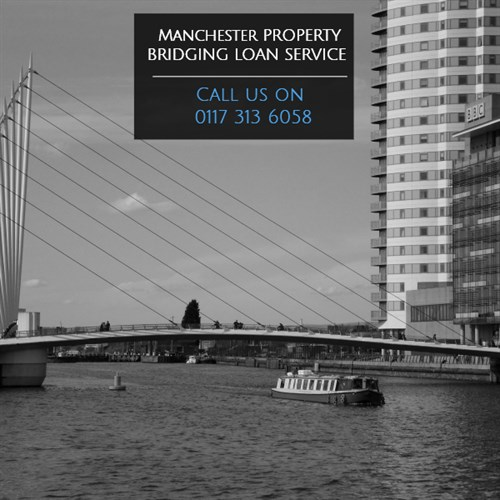 Bridging loan in Manchester