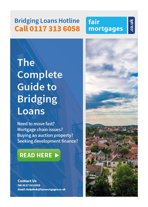 Fair Mortgages The Complete Guide To Bridging Loans