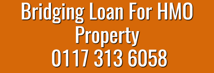 Bridging Loan For HMO Property
